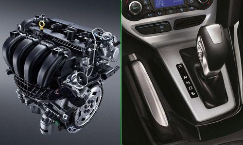 新福克斯发动机和变速器拥有双独立式凸轮轴可变正时技术 燃油缸内