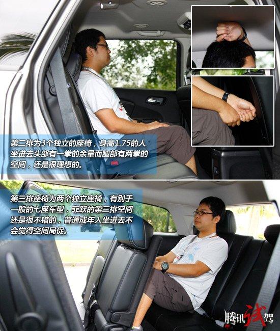 荐4款七座城市SUV车型 夏日自驾好伴侣高清图片