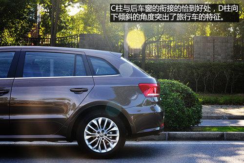 行车 试驾上海大众朗行 1.4T