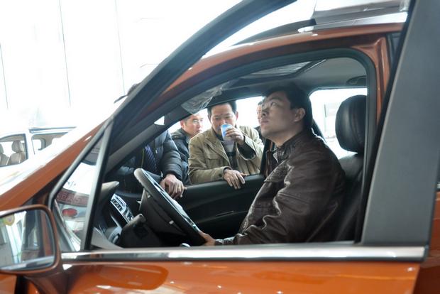 苏州世纪风行菱智商务车共享会