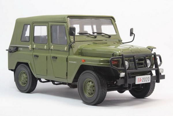 jeep两大越野车世家联姻,来自美国的先进产品技术融入到北京汽车的