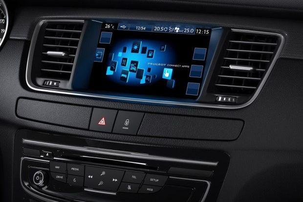 配1.6T发动机 标致新款508家族官图发布高清图片