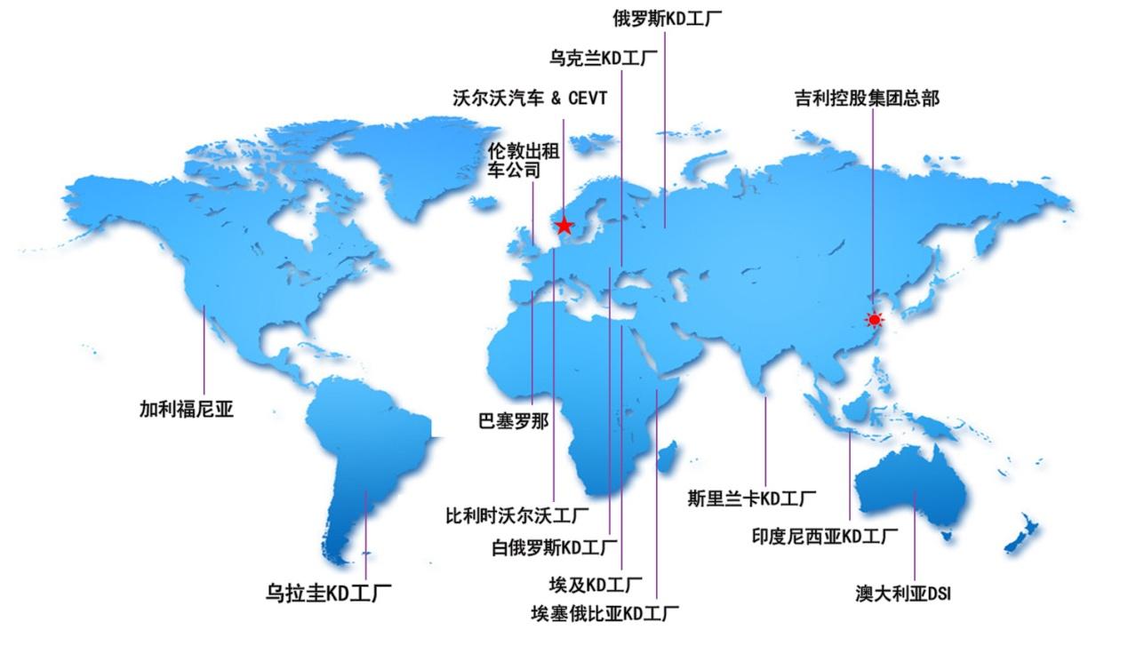 吉利t岛的地图