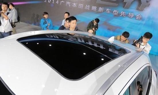 30万内全景天窗SUV前瞻 奔驰GLA领衔高清图片