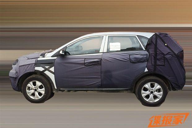 东风悦达起亚小型SUV 新款K2 11月发布