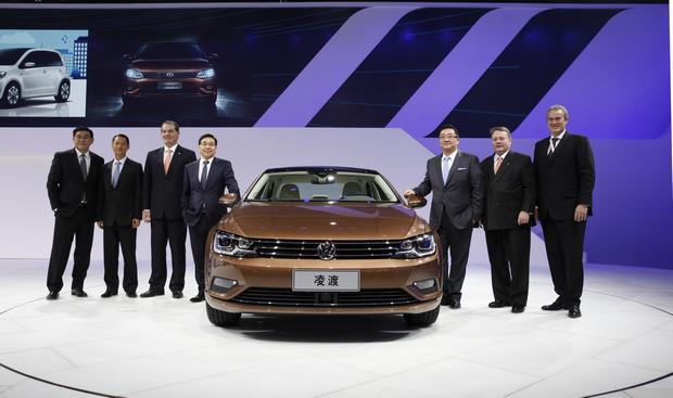 最新数据显示,今年1-10月,上海大众汽车vw品牌累计销售1,262,171辆