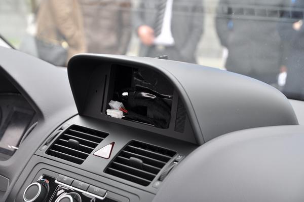 舒适驾乘 大众途安出租车苏州推介会高清图片
