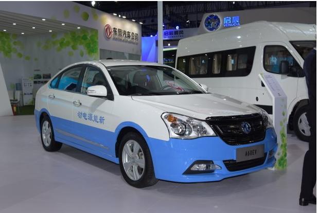 推全新紧凑型SUV 曝东风风神新车规划高清图片