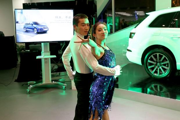 豪华SUV全新奥迪Q7苏州上市高清图片