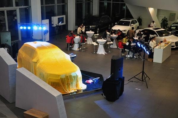 豪华SUV全新奥迪Q7苏州中迪上市高清图片