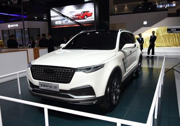 涉及4款SUV车型 曝众泰2016年新车计划高清图片