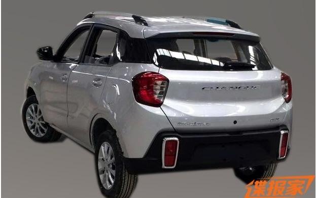 含7座SUV 北汽昌河将推出四款SUV车型高清图片