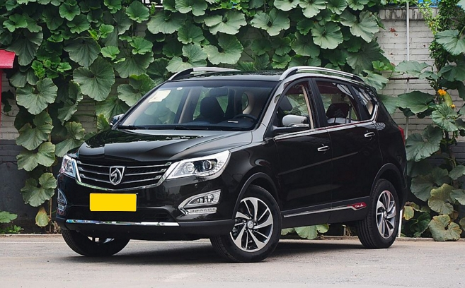 宝骏560领衔 8万元左右网红SUV车型高清图片