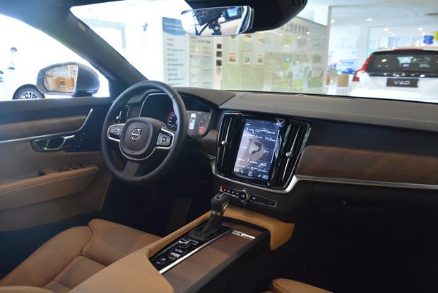 销往欧美地区 国产沃尔沃S90L有望出口高清图片