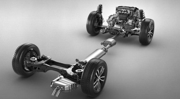 配涡轮动力 全新别克GL8动力 底盘信息高清图片
