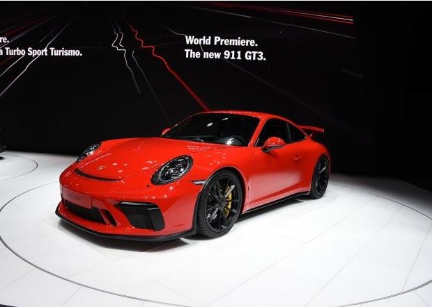 『2018款保时捷911 GT3』-不做赔本生意 保时捷911混动计划搁浅