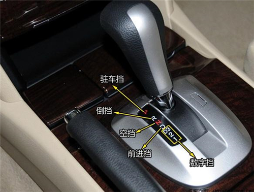 自动挡怎么开 详细图解如何开自动挡车