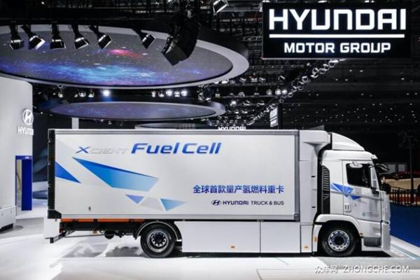 现代汽车亮相进博会 发布氢能源及电动化中国事业发展新战略