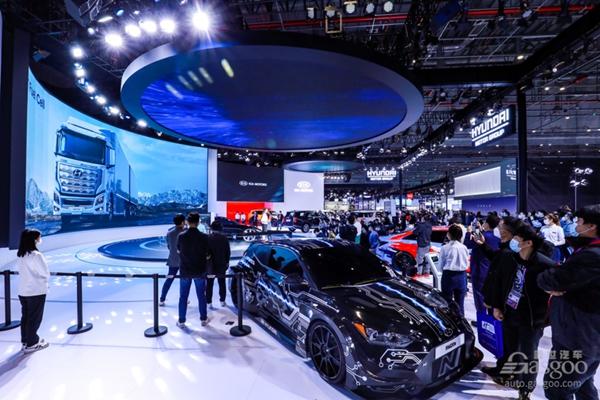 现代汽车加速在华布局纯电及氢燃料电池车,NEXO将于明年引入中国