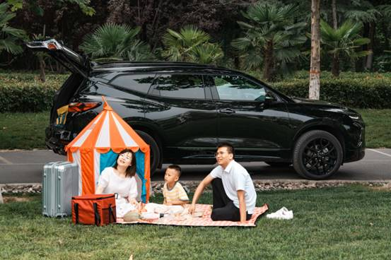 """暑期""""驾""""到,亲子自驾游雪佛兰SUV家族满足你的所有需求"""