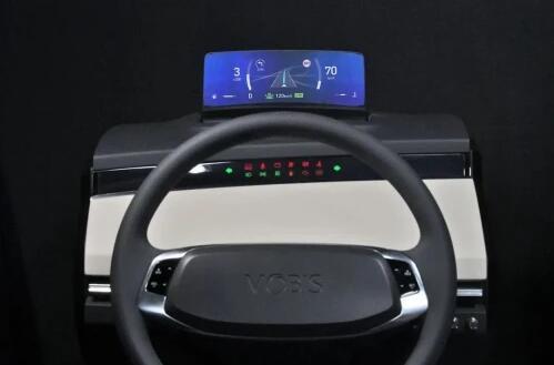 摩比斯创新再突破,全球首款仪表盘和HUD集成系统成功开发