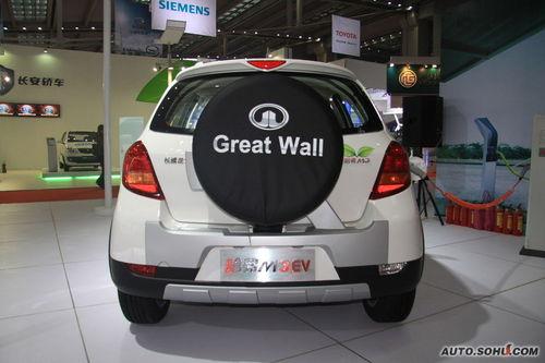 设计很美观 11款自主SUV将亮相广州车展高清图片