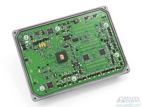 别克君威发动机微处理器具有业内最高速度