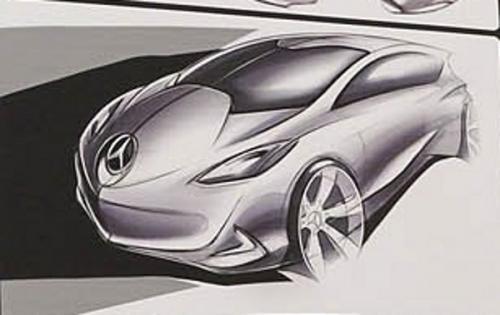 空气小车设计图