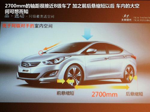 北京现代朗动于8月23日上市 或售12万起高清图片