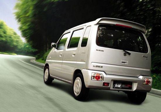全线产品升级 昌河铃木明年将推三款新车