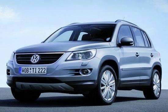 上海大众年底将推出首款SUV车型图片