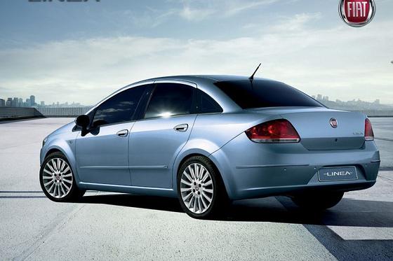菲亚特进口车经销商将销售国产车高清图片