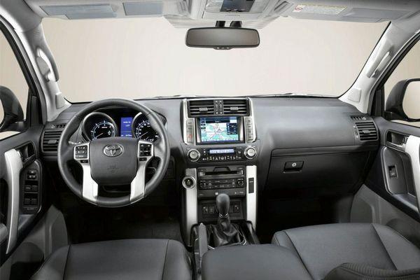 一汽丰田全新普拉多上市 售53.8-69.8万