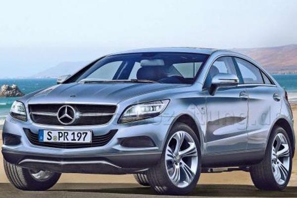 命名GLC 奔驰计划推出旗下最小SUV车型高清图片