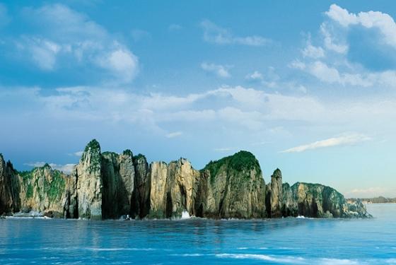 温州洞头岛蓝色海滨3天游[车行天下]