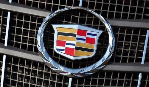 2010款凯迪拉克cts车标   此外,据外媒报道,2012款凯迪拉克高清图片