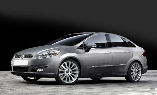 广汽菲亚特首款国产车c medium明年上市高清图片