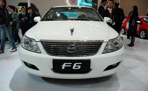 图为比亚迪f6车型图片 最有魅力 最没新意车型前脸评选 组