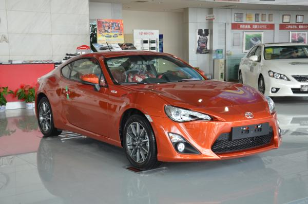 丰田汽车和宝马集团签署的约束性协议中,包括共同研发跑车的高清图片