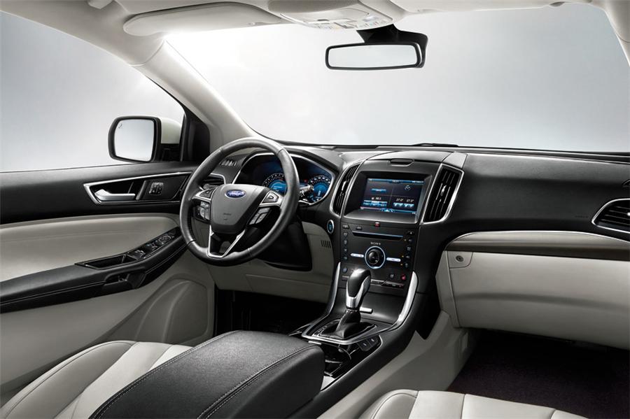 2016款福特锐界高清图片
