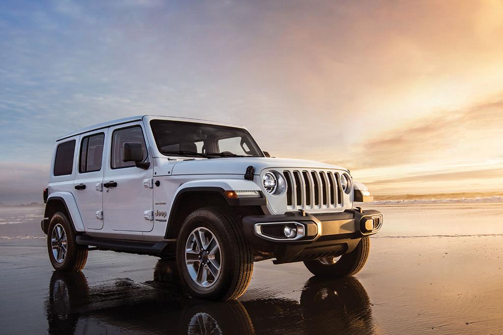 2018款Jeep牧马人