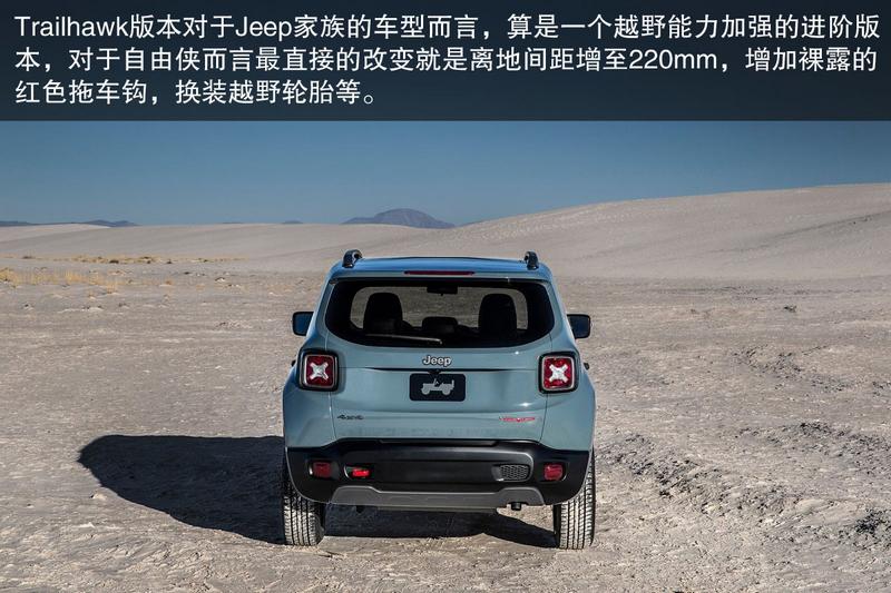 图解jeep小型suv自由侠