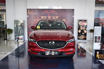 完全更迭的次世代产品 第二代 Mazda CX-5常熟到店
