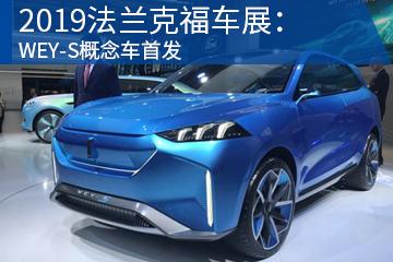 2019法兰克福车展:WEY-S概念车首发
