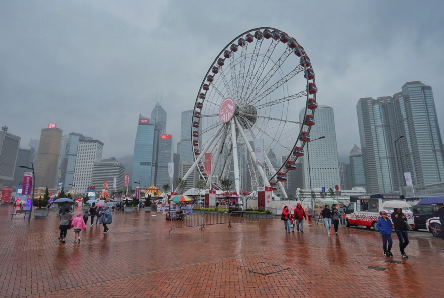 2018春节长假-继续深度游香港