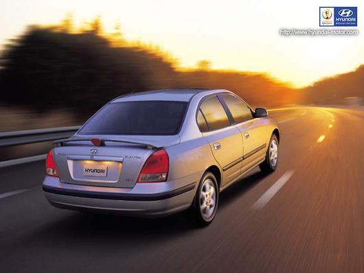 北京现代伊兰特 入围 年度车2005