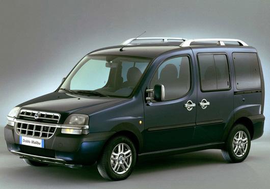 菲亚特多宝上海车展上市 下半年还将推新车