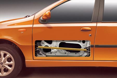 渐进式防撞能区 南京菲亚特车型介绍 高清图片