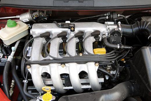 奇瑞qq3发动机启动困难 奇瑞qq改装发动机