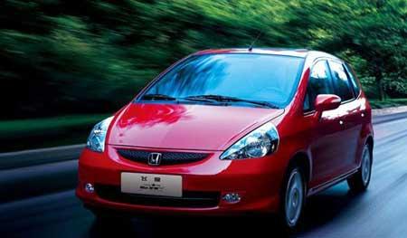 本田飞度凭借先进的发动机和CVT变速箱,成为国内该级别最省油车型高清图片